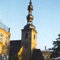 St. Salvatorkirche im Juni 1959