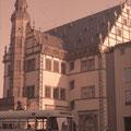 Rathaus im November 1959