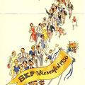 Einladung zum SKF Wiesenfest 1956. Rückseite. © SKF Group