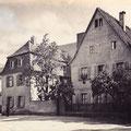 Gunnar-Wester-Haus Vorgängergebäude