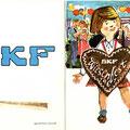 Einladung zum SKF Wiesenfest 1961. © SKF Group