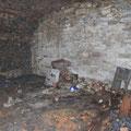 Der Kohlekeller wird heute nicht mehr genutzt