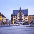 Marktplatz im Juli 1982