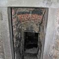 weiterer Abgang in den alten Kohlekeller