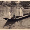 Johann Adam Weigand, Bademeister der städt. Badeanlagen in 1930ern auf dem Main