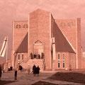Die Einweihung der Auferstehungskirche im November 1959
