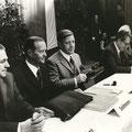 mit Bundeskanzler Helmut Schmidt
