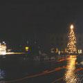 Weihnachtsbaum im Dezember 1958