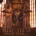 Altar St. Johannis im November 1959