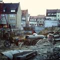 1983 - Bau Tiefgarage