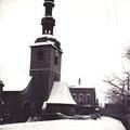 St. Salvator im Schnee