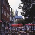 Am Marktplatz Juli 1982
