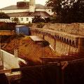 Bau Parkhaus Hadergasse (2011 wieder abgerissen)