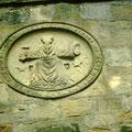 Judith v. der Peterstirn, am Eingang zur Peterstirn