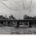 Marienbrücke im April 1954