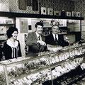 Eröffnung 10.12.1974 mit damaligem Bürgermeister Kurt Petzold