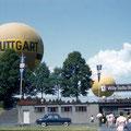 Ballontaufe im 7. Juni 1959