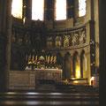 Chor der Heilig-Geist-Kirche im Juni 1959