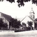 Oberndorf am Anger mit Kreuzkirche