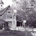 Blick auf die St. Salvator-Kirche