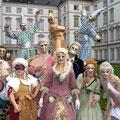 Venezia - Maskenkarneval mit opulenter Ausstattung mit bis zu 20 Darstellern.