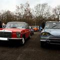 Mercedes et Citroën