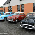 Simca Aronde Grand Large et P60