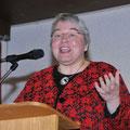 Referentin  Doris Möser-Schmidt spricht über erfülltes Leben