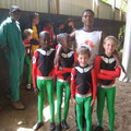 Boys with Bongani (SA National Team)