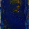 No. 05 - Mischtechnik Acryl auf Leinwand 40x80 cm (2009)