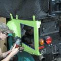 Land Rover Ausbau: Aussenstaubox Defender