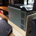 Land Rover Ausbau: Kühlschrank Einbau