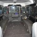 Land Rover Ausbau: Bodenisolierung