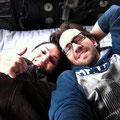 Land Rover Ausbau: Bett klappbar