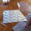 Thermo/Isomatten für Fenster
