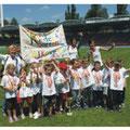 Olympiasieg in GOLD 2010 bei der Kinderolypiade