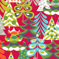 blend fabrics - the season, red - baumwolle
