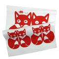 DIY fox red - paapii