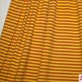 lillestoff - jersey - streifen gelb/orange