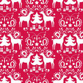 blend fabrics - rudolph, red - baumwolle