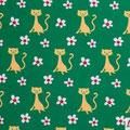 Cats and Daisy, grün