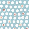 monaluna - polka knit - bio-jersey