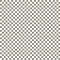 blend fabrics - checkboard, taupe - baumwolle