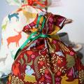 Geschenkesackerl befüllen - und auf das Christkind oder den Nikolo warten!!