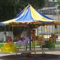 """CARROUSEL INFANTIL"" Medidas: 5 metros de diámetro Capacidad 16 niños"