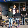 Rotary Club spendet Laptops