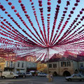 Des dizaines de milliers de fleurs décoraient la bastide de Beaumont