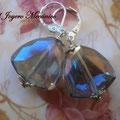 PC099 triángulo azul, 3,7cm