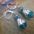 PC153 Pendientes azules