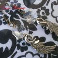 PC045 Cristal de lámpara y alas